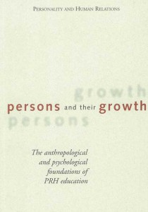 Persons and their Growth
